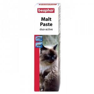 Beaphar Haarbalpasta met Malt voor de kat