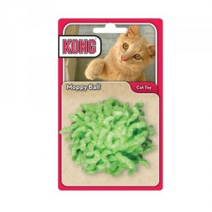 Kong Cat Moppy Ball kattenspeelgoed