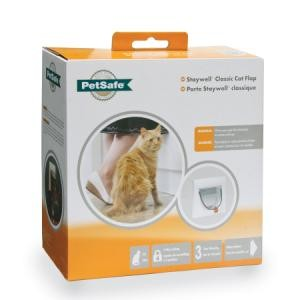 Staywell 919 Manual 4 Way Locking Catflap Kattenluik