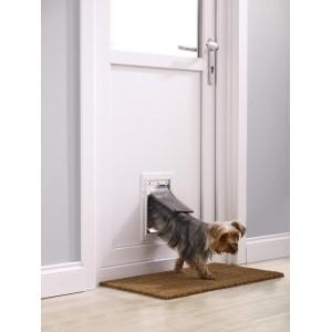Staywell 600 Small Aluminium Pet Door