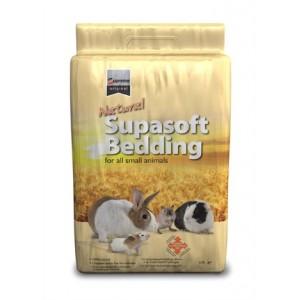 Supreme Supasoft Bedding Natural (voorheen Russel) voor knaagdieren