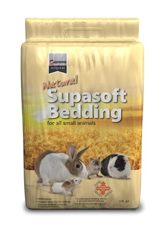Russel & Gerty Supasoft bedding