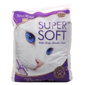 Sivocat Supersoft Kattengrit