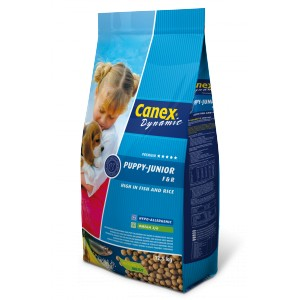 Canex Dynamic Puppy/Junior Fish & Rice hondenvoer