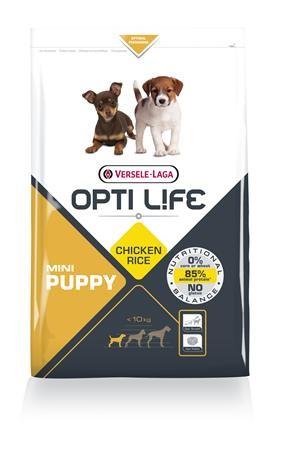 Opti Life Puppy Mini hondenvoer