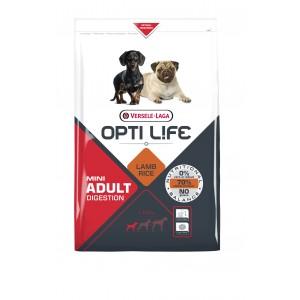 Opti Life Adult Digestion Mini hondenvoer