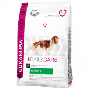 Eukanuba Daily Care Senior 9+ hondenvoer