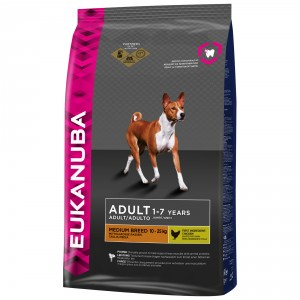 Eukanuba Adult Medium hondenvoer