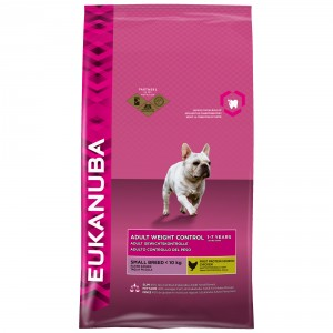Eukanuba Adult Weight Control Small Breed hondenvoer