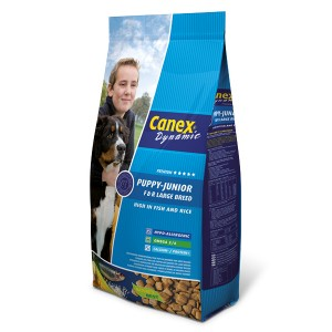 Canex Dynamic Puppy/Junior Fish & Rice Maxi hondenvoer
