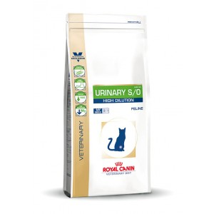 Royal Canin Veterinary Diet Urinary S/O High Dilution kattenvoer