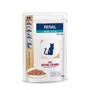 Royal Canin Veterinary Diet Renal Tuna (zakjes) kattenvoer