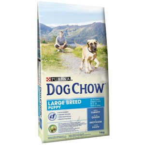Dog Chow Puppy Largebreed hondenvoer