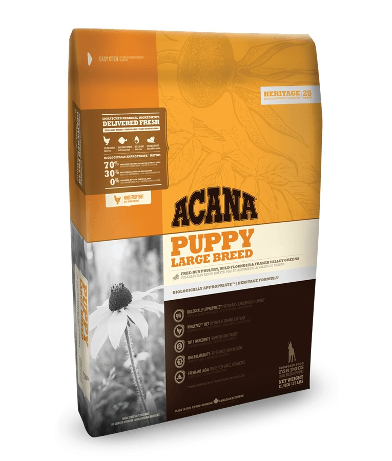 Acana Heritage Puppy Large hondenvoer
