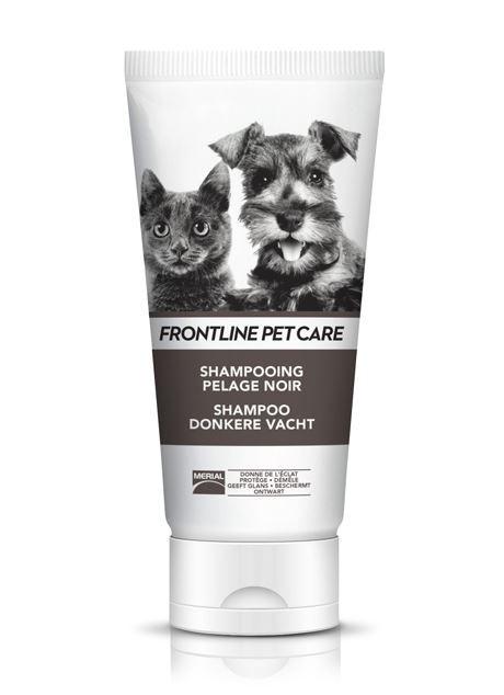 Frontline Pet Care Shampoo Donkere Vacht OP is OP