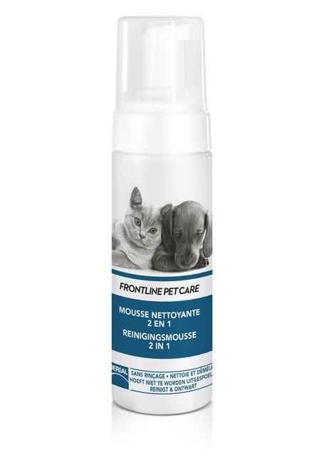 Frontline Pet Care Reinigingsmousse OP is OP