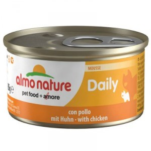 Almo Nature Daily Mousse met Kip 85 gram