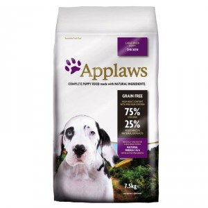 Applaws Puppy Large Breed Kip hondenvoer