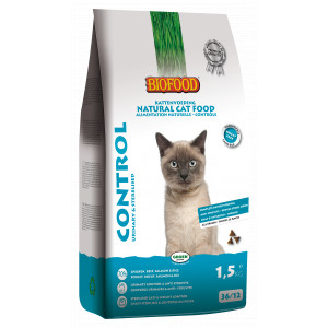 Biofood Control kattenvoer