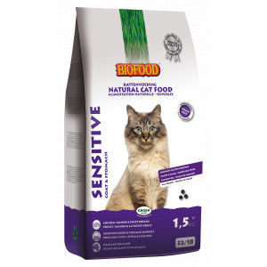 Biofood Sensitive kattenvoer