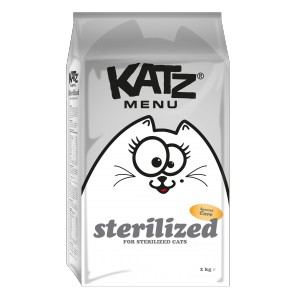 Katz Menu Sterilized kattenvoer