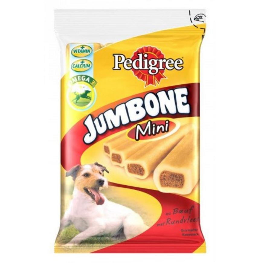 Pedigree Jumbone Mini Rund