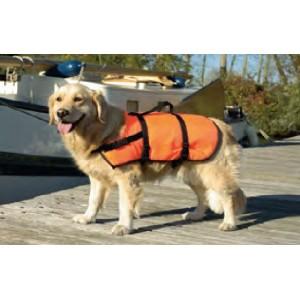Zwemvest S voor de hond