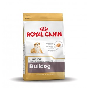 Royal Canin Junior Bulldog hondenvoer