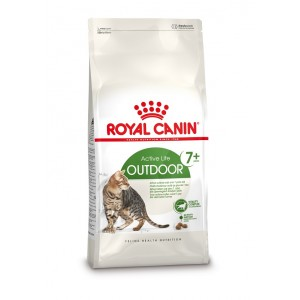 Royal Canin Outdoor +7 kattenvoer