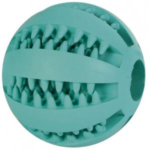 Denta Fun Rubber Baseball voor honden