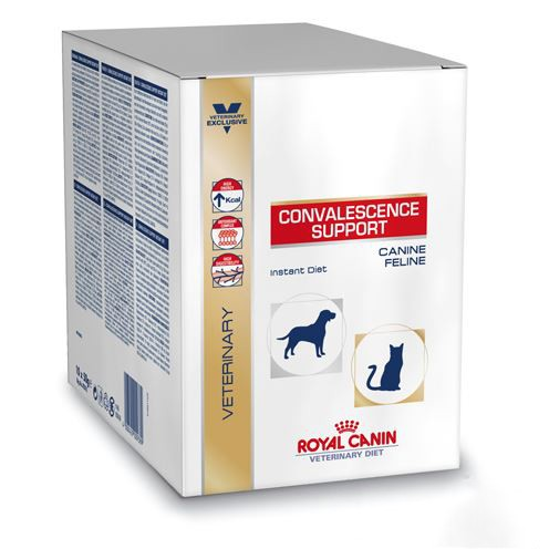 Royal Canin Veterinary Diet Convalescence Support zakjes hond en kat