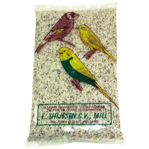 Thijssen Maagkiezel voor tropische vogels (groen)