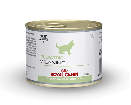 Royal Canin VCN Pediatric Weaning blik kattenvoer