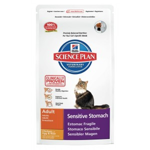 Hill's Sensitive Stomach Adult kattenvoer