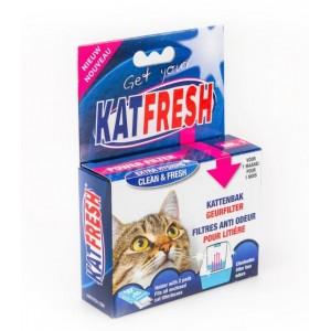 Katfresh kattenbakgeurverdrijver