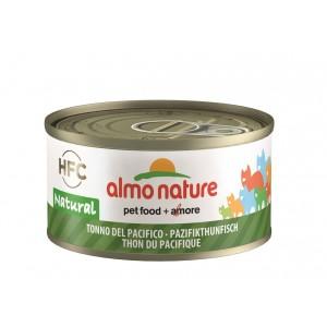 Almo Nature Natural Tonijn uit de Stille Oceaan 70 gram