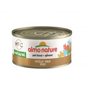 Almo Nature HFC Natural Kalf 70 gram
