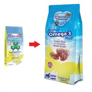 Renske Mighty Omega 3 Plus Junior Adult lam rijst hondenvoer