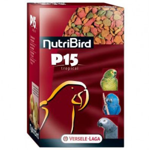 Nutribird P15 Tropical papegaaienvoer