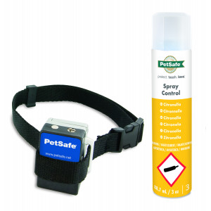 Petsafe Anti Bark Spray Collar citronella