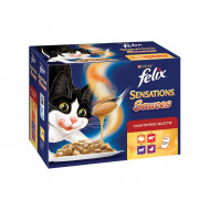 Felix Pouch Sensations Sauces Countryside - 12x100g