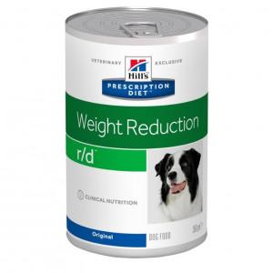 Hill's Prescription R/D Weight Reduction hondenvoer 350 g blik