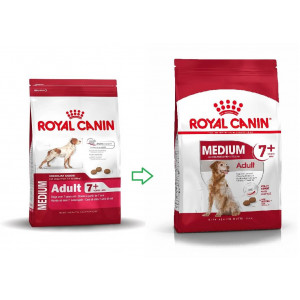 Royal Canin Medium Adult 7+ hondenvoer