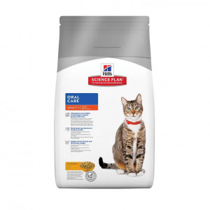 Hill's Oral Care Adult kattenvoer