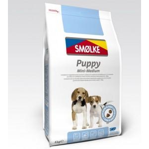 Smølke Puppy Mini/Medium Hondenvoer