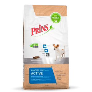 Prins ProCare Mini Super Active hondenvoer