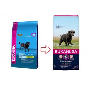 Eukanuba Mature & Senior Large Breed hondenvoer