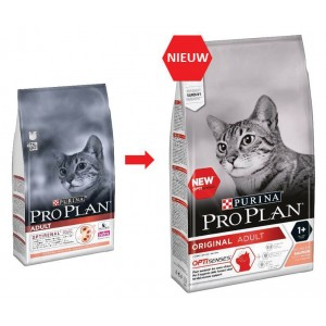 Pro Plan Original Adult Zalm Optisenses kattenvoer