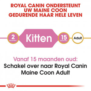 Royal Canin Kitten Maine Coon kattenvoer