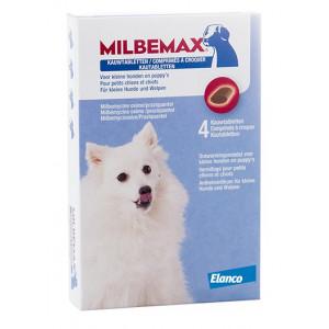 Milbemax Kauwtabletten Kleine honden en puppies